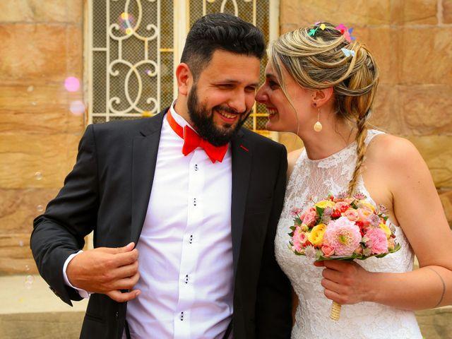 Le mariage de Mehdi et Marie Laure à Saint-Lager, Rhône 21