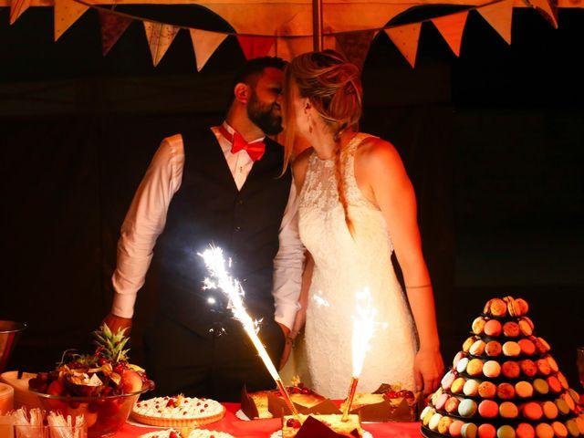 Le mariage de Mehdi et Marie Laure à Saint-Lager, Rhône 48