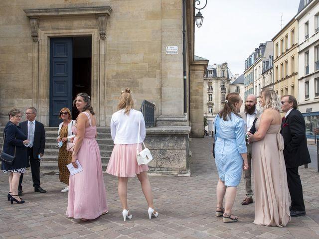 Le mariage de Philippe et Pauline à Saint-Germain-en-Laye, Yvelines 1