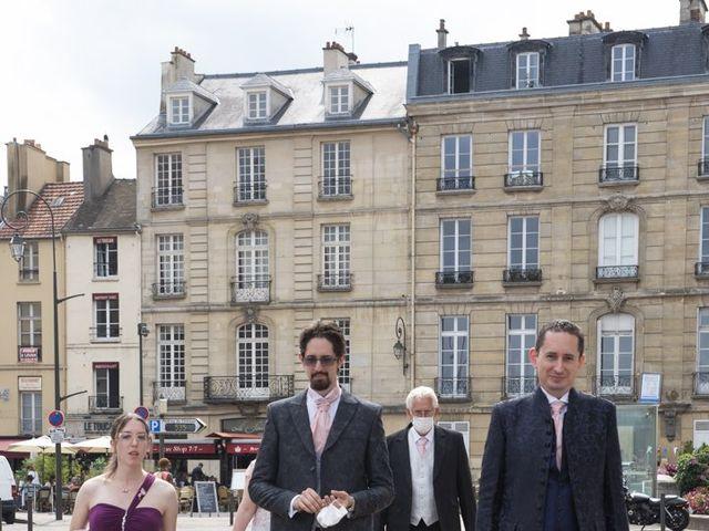 Le mariage de Philippe et Pauline à Saint-Germain-en-Laye, Yvelines 6