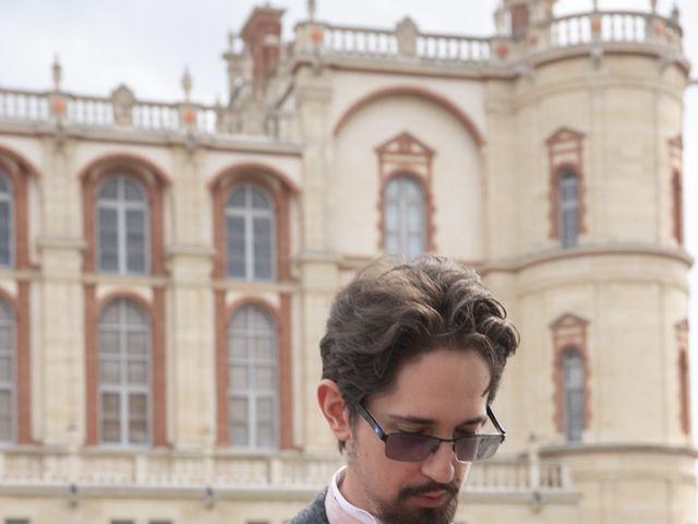 Le mariage de Philippe et Pauline à Saint-Germain-en-Laye, Yvelines 10