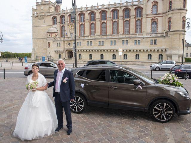 Le mariage de Philippe et Pauline à Saint-Germain-en-Laye, Yvelines 14