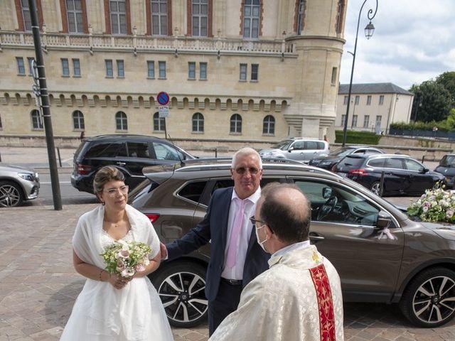 Le mariage de Philippe et Pauline à Saint-Germain-en-Laye, Yvelines 15