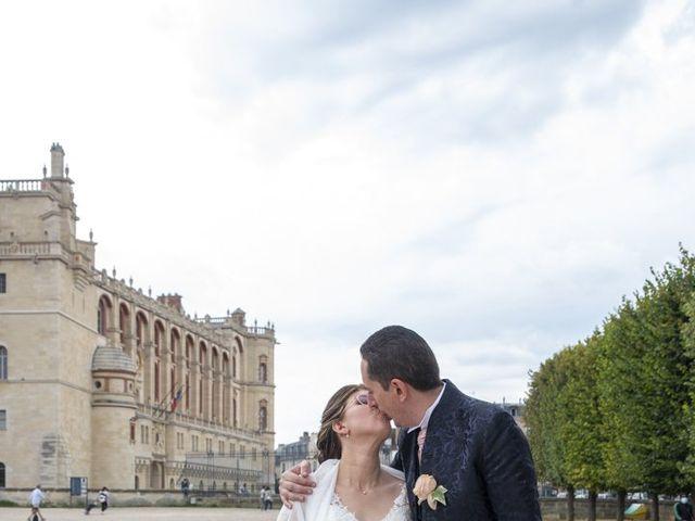 Le mariage de Philippe et Pauline à Saint-Germain-en-Laye, Yvelines 23