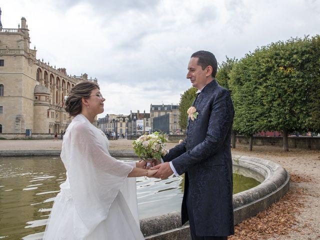 Le mariage de Philippe et Pauline à Saint-Germain-en-Laye, Yvelines 25
