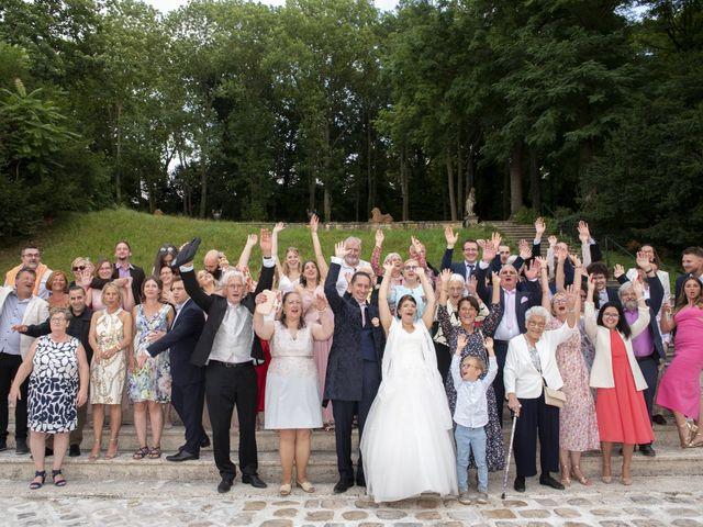 Le mariage de Philippe et Pauline à Saint-Germain-en-Laye, Yvelines 35