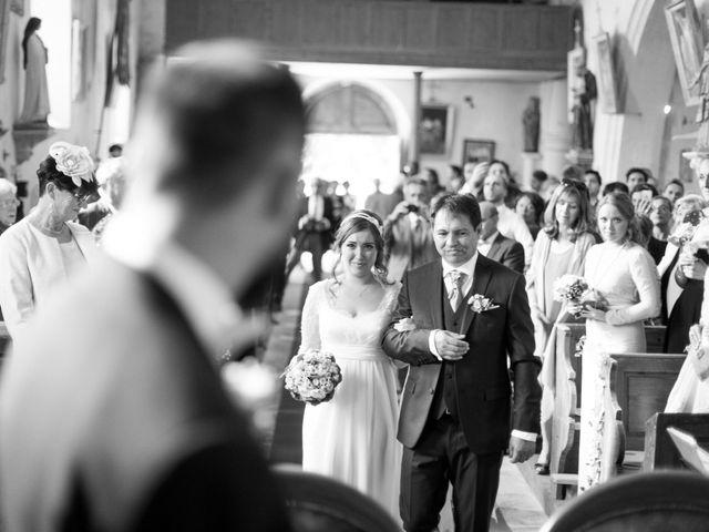 Le mariage de Aurélien et Marie à Cambremer, Calvados 20