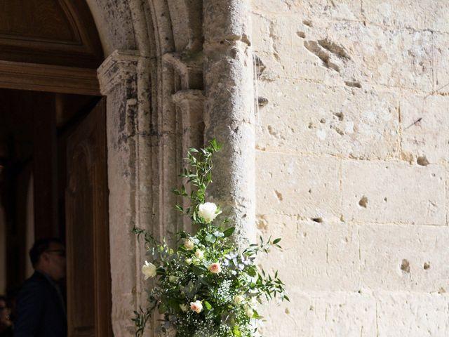 Le mariage de Aurélien et Marie à Cambremer, Calvados 15
