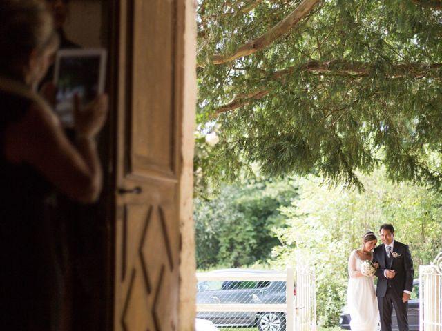Le mariage de Aurélien et Marie à Cambremer, Calvados 18