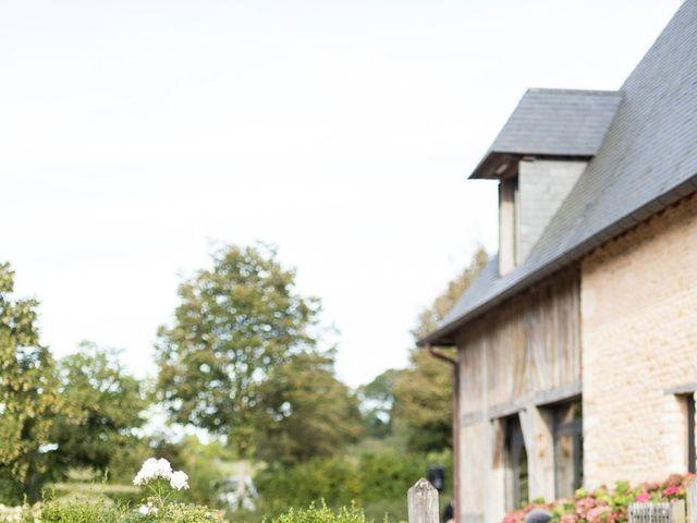 Le mariage de Aurélien et Marie à Cambremer, Calvados 35
