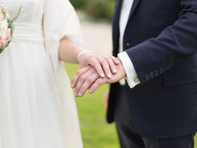 Le mariage de Aurélien et Marie à Cambremer, Calvados 36