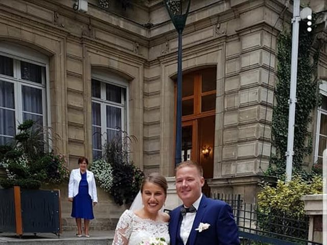 Le mariage de Cartigny et Thomas et maria à Orchies, Nord 6