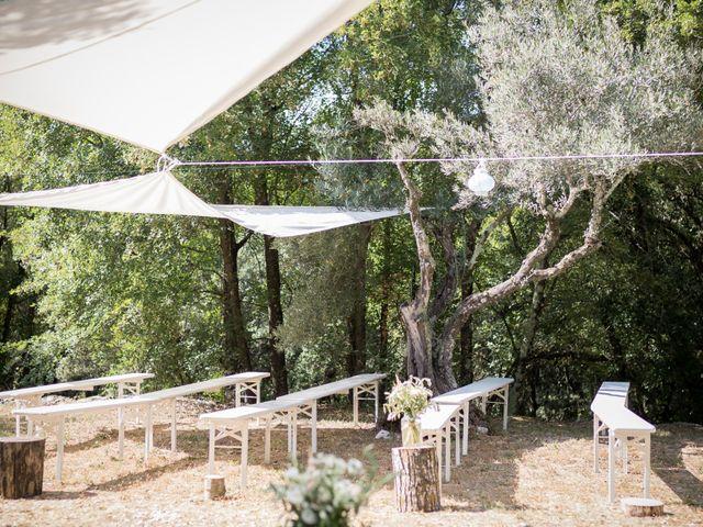 Le mariage de Mathieu et Deborah à Nîmes, Gard 12