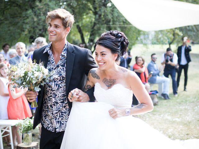 Le mariage de Mathieu et Deborah à Nîmes, Gard 14