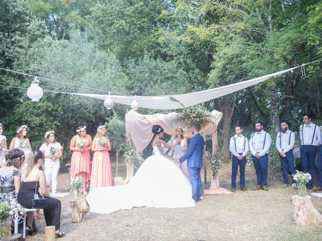 Le mariage de Mathieu et Deborah à Nîmes, Gard 16
