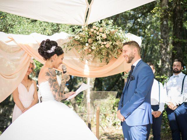 Le mariage de Mathieu et Deborah à Nîmes, Gard 17