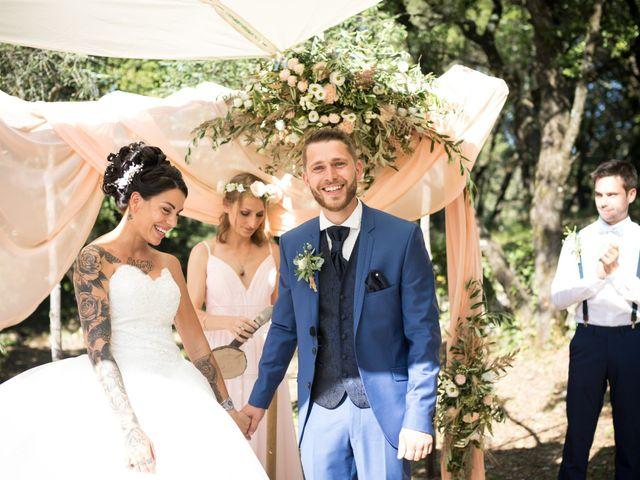 Le mariage de Deborah et Mathieu