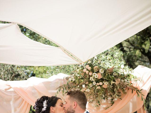 Le mariage de Mathieu et Deborah à Nîmes, Gard 18