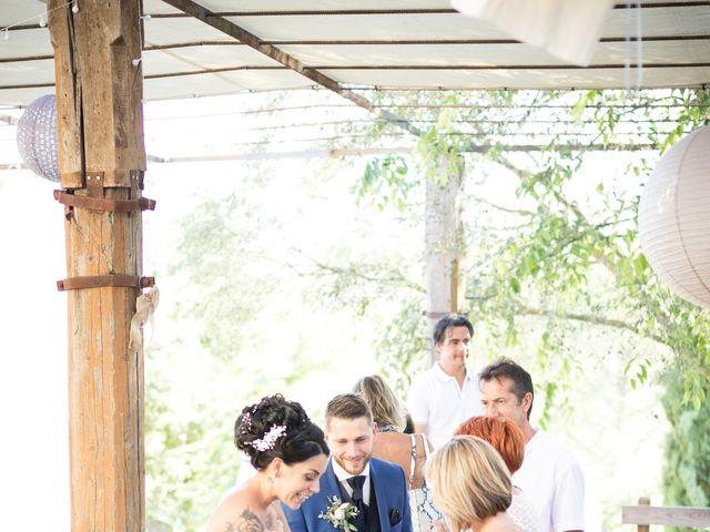 Le mariage de Mathieu et Deborah à Nîmes, Gard 23