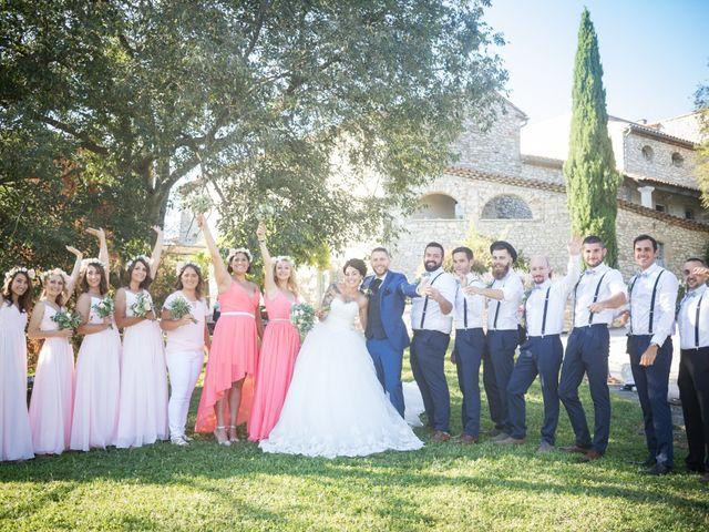 Le mariage de Mathieu et Deborah à Nîmes, Gard 28