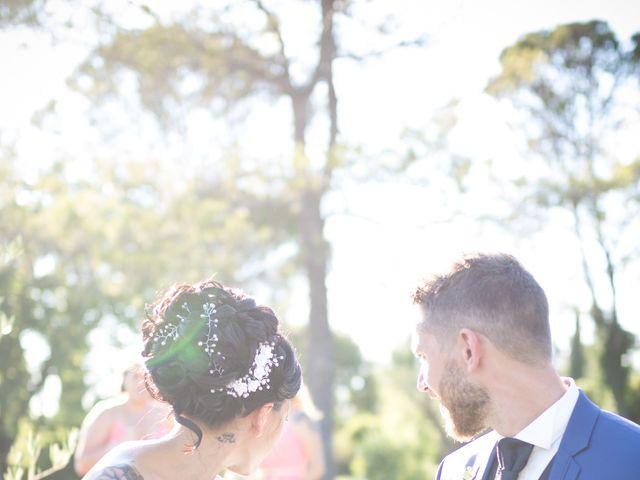 Le mariage de Mathieu et Deborah à Nîmes, Gard 34