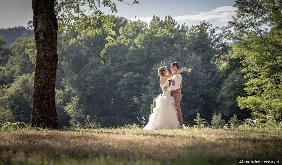 Le mariage de Martial et Christelle à Carqueiranne, Var