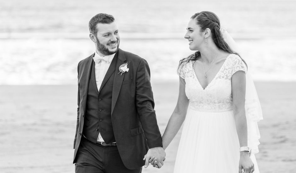 Le mariage de Jean-Christophe et Aurélia à La Baule-Escoublac, Loire Atlantique