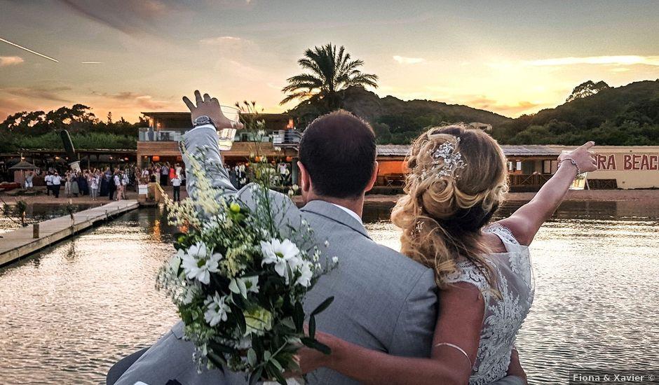 Le mariage de Nick et Melissa à Bonifacio, Corse