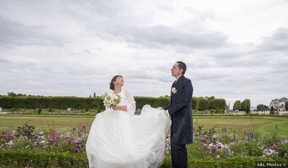Le mariage de Philippe et Pauline à Saint-Germain-en-Laye, Yvelines