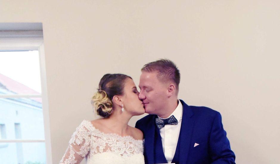 Le mariage de Cartigny et Thomas et maria à Orchies, Nord