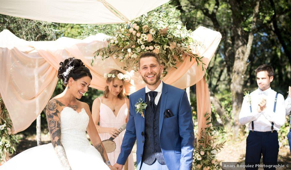 Le mariage de Mathieu et Deborah à Nîmes, Gard
