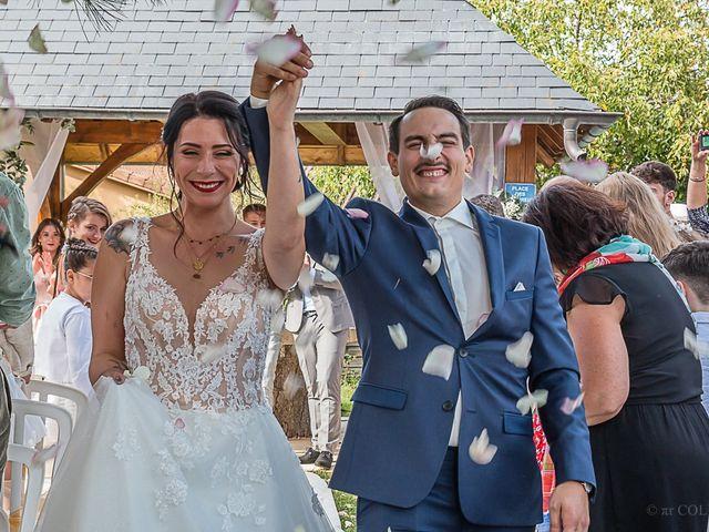 Le mariage de Sullivan et Coraline à Saint-Étienne-des-Oullières, Rhône 21