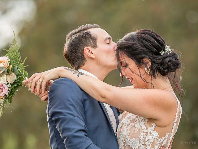 Le mariage de Sullivan et Coraline à Saint-Étienne-des-Oullières, Rhône 25