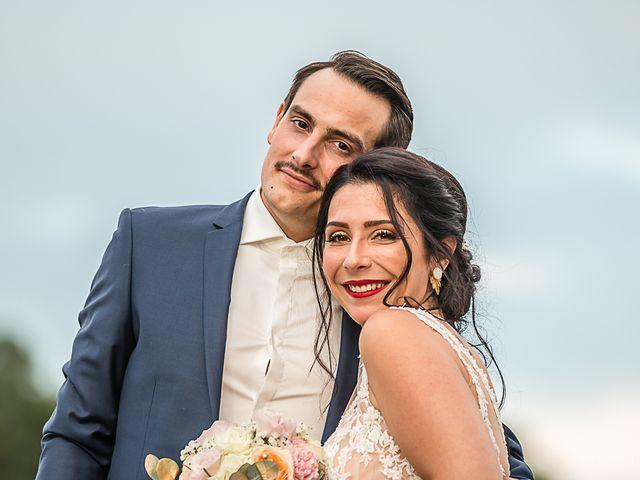 Le mariage de Sullivan et Coraline à Saint-Étienne-des-Oullières, Rhône 27