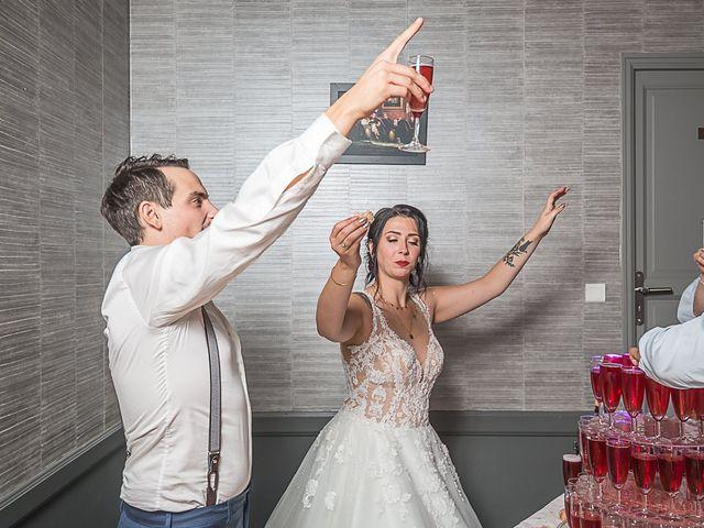 Le mariage de Sullivan et Coraline à Saint-Étienne-des-Oullières, Rhône 33