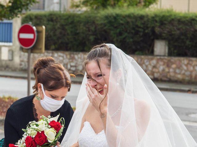 Le mariage de Daniel et Hélène à Bréal-sous-Montfort, Ille et Vilaine 3