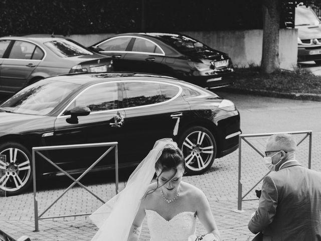 Le mariage de Daniel et Hélène à Bréal-sous-Montfort, Ille et Vilaine 5