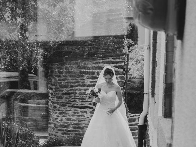 Le mariage de Daniel et Hélène à Bréal-sous-Montfort, Ille et Vilaine 6