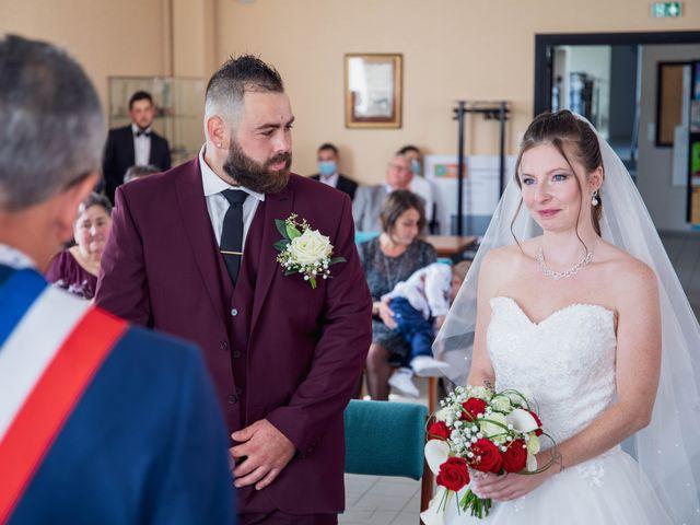 Le mariage de Daniel et Hélène à Bréal-sous-Montfort, Ille et Vilaine 8