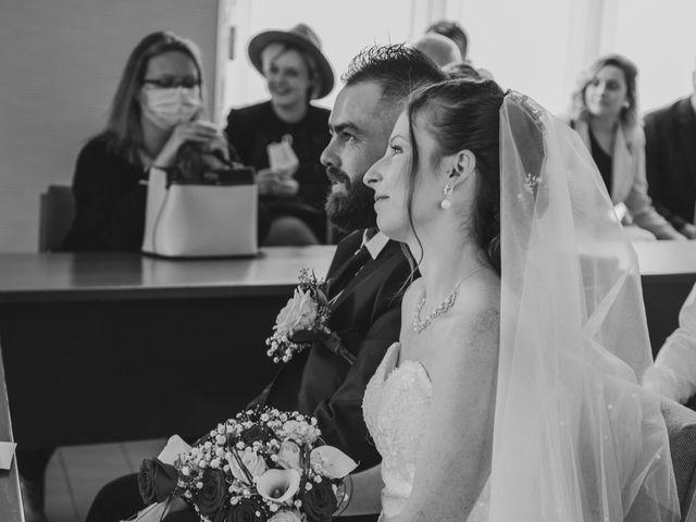 Le mariage de Daniel et Hélène à Bréal-sous-Montfort, Ille et Vilaine 9