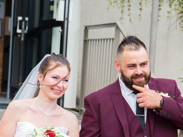 Le mariage de Daniel et Hélène à Bréal-sous-Montfort, Ille et Vilaine 10