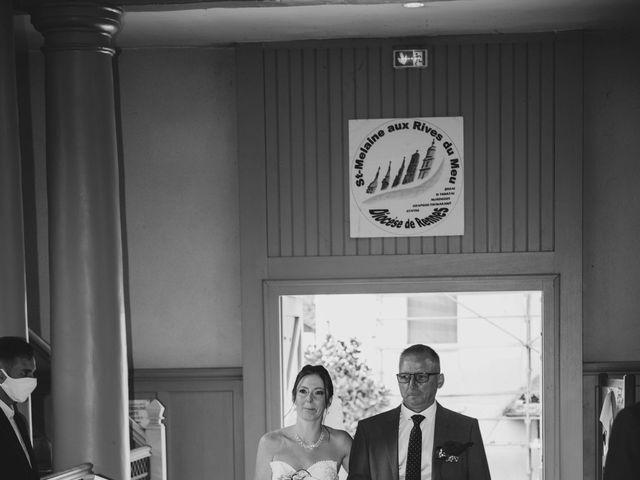 Le mariage de Daniel et Hélène à Bréal-sous-Montfort, Ille et Vilaine 11