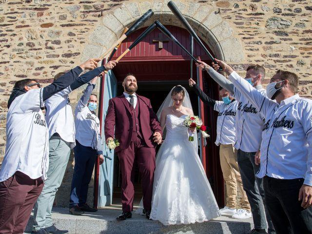Le mariage de Daniel et Hélène à Bréal-sous-Montfort, Ille et Vilaine 15