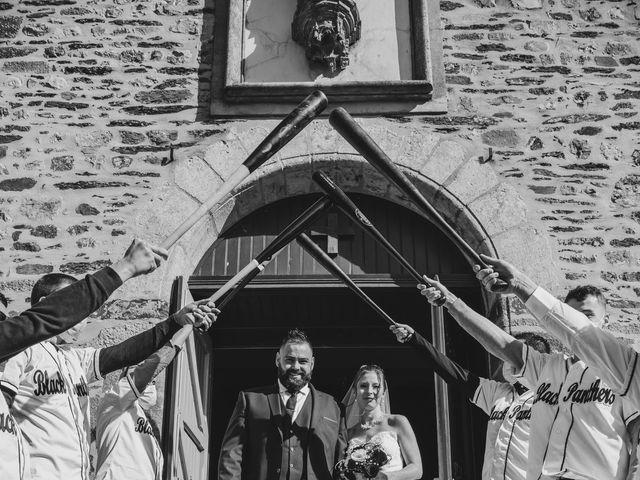 Le mariage de Daniel et Hélène à Bréal-sous-Montfort, Ille et Vilaine 16