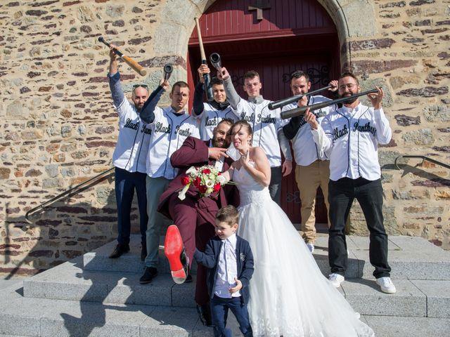 Le mariage de Daniel et Hélène à Bréal-sous-Montfort, Ille et Vilaine 17