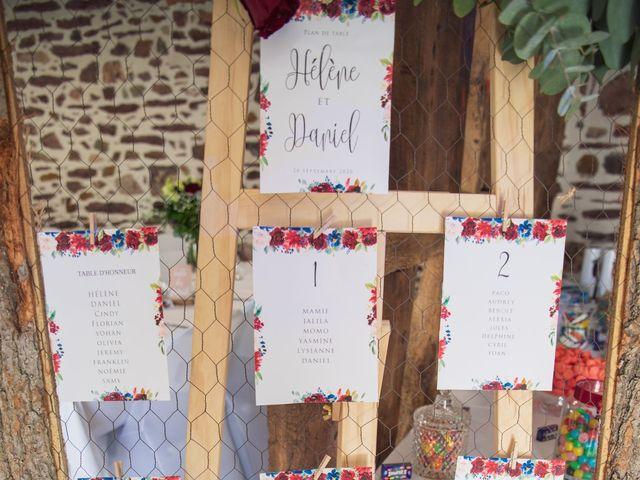 Le mariage de Daniel et Hélène à Bréal-sous-Montfort, Ille et Vilaine 19