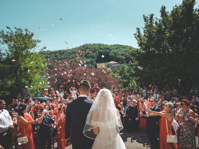 Le mariage de Hugo et Stecy à Jujurieux, Ain 11