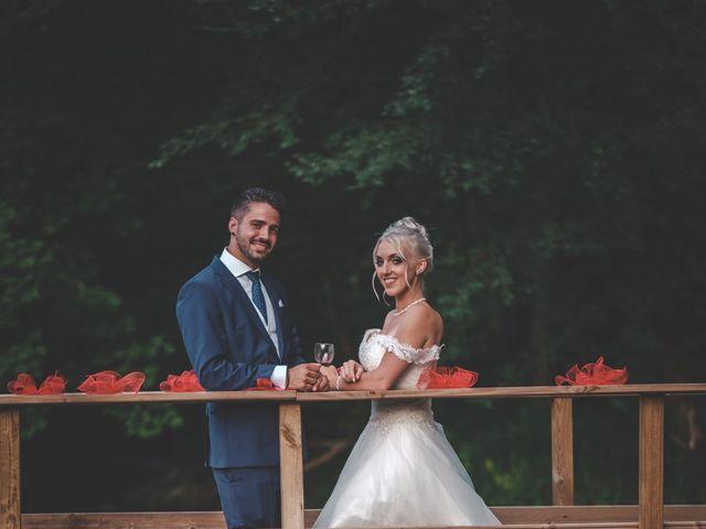 Le mariage de Hugo et Stecy à Jujurieux, Ain 12