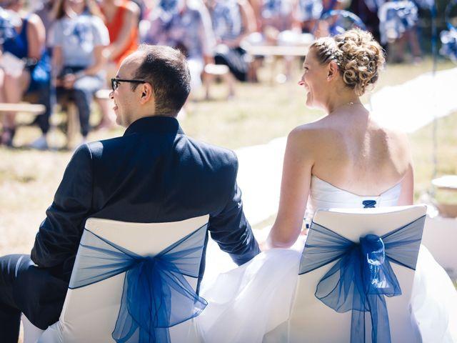 Le mariage de Florian et Aurélie à Bords, Charente Maritime 16