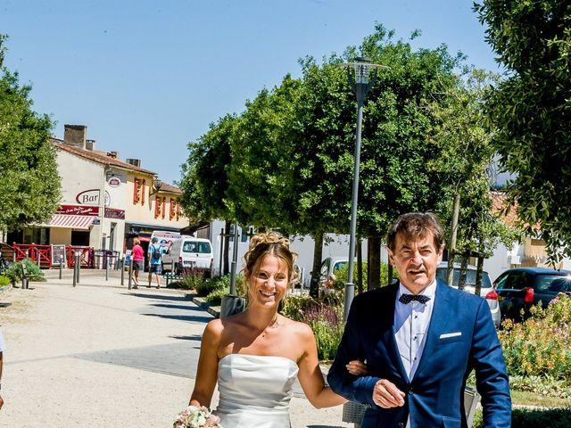 Le mariage de Philippe et Céline à Jard-sur-Mer, Vendée 16